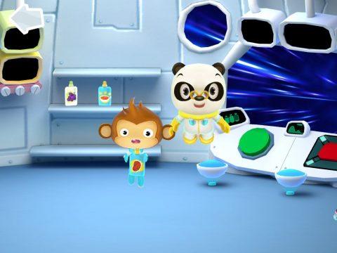 Dr. Panda i Rymden