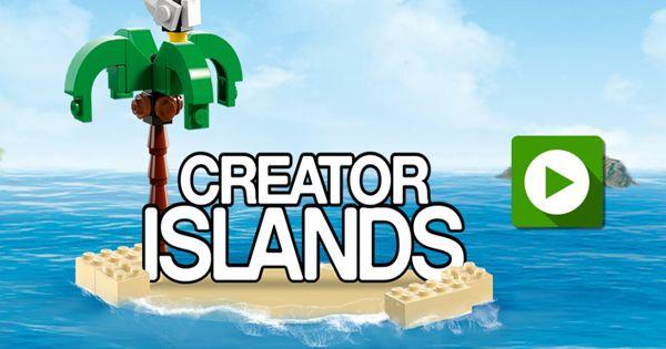 Lego Creator Islands - Skapa ett Lego-samhälle på öar