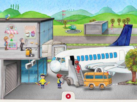 Lilla flygplatsen