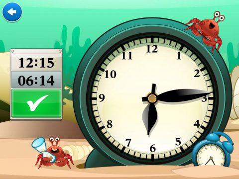 miniklubb-klockan