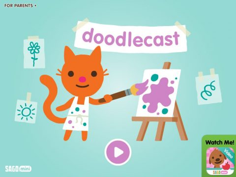 Doodlecast