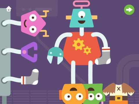 Sago Mini Robotkalas